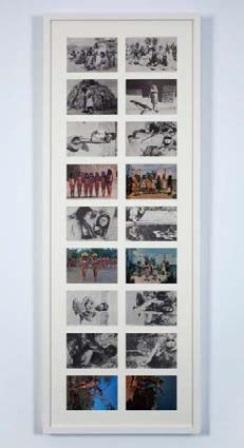 Museo Reina Sofía adquisición en ARCO 2016, Anna Bella Geiger 18