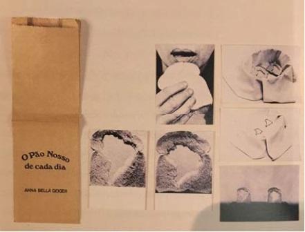 Museo Reina Sofía adquisición en ARCO 2016, Anna Bella Geiger