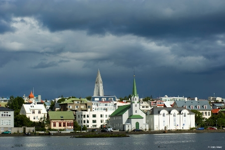 ISLANDIA. Reykjavík.