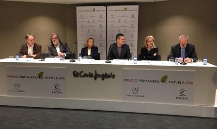 Rueda Prensa Premio Primavera (18-2-2016)