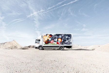 Truck Art Project. ARCO 2016