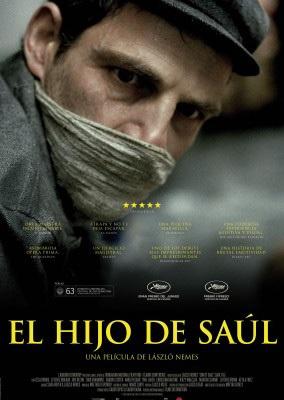 Cine, El hijo de Saúl, cartel