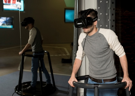 Epacio VR2 low Espacio Virtual Fundación Telefónica
