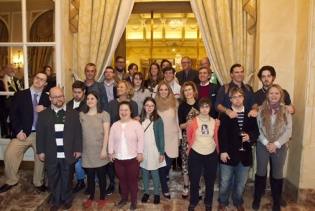 Foto Ritz - reunión Miradas sobre Madrid
