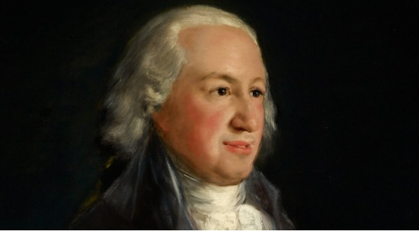Obra invitada Museo del Prado Duque de Osuna, Goya