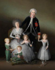 Duques de Osuna, Goya, Museo del Prado