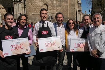 I Camp. Internac. Cortadores Jamon Iberico Ciudad_De_Toledo__TrofeoTello (PabloMartinez, ___JuanAntonioPerez y Nicolas Garcia)