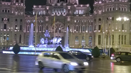 Madrid Cibeles LOGOPRESS