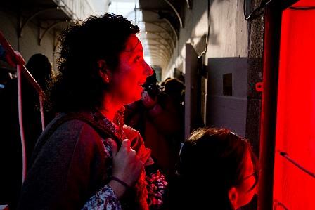 La Cárcel Segovia Centro de Creación. Jornada de puertas abiertas. 30 abril 2011