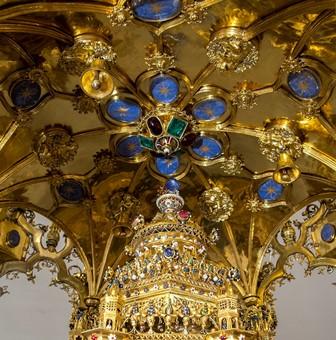 Gran Custodia Procesional Catedral Toledo (2)