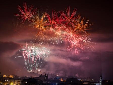 fuegos mayo- ( Foto Startecnia Canarias)
