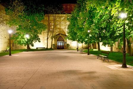 plaza de noche1