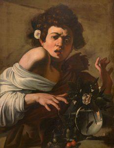 Caravaggio Muchacho