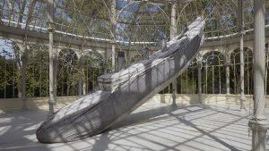 Damian Ortega, Palacio Cristal Parque del Retiro, Museo Reina Sofía 1