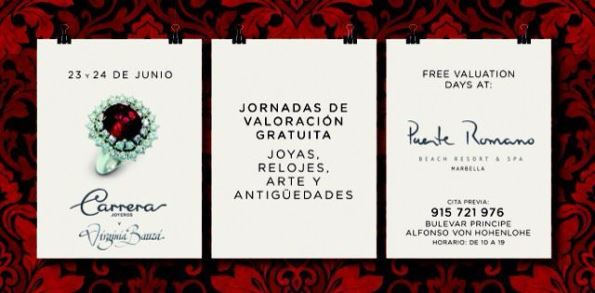 Jornadas valoración gratuita Marbella