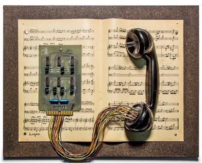 LUGAN. Partitura telefónica 1986 (1)