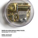 MARÍA DE ALVEAR-MIGUEL ÁNGEL TOLOSA.Quoting Cage 4'33», 2012