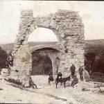 03 Puerta monumental de la ciudad romana de Ziqua_Foto MAN