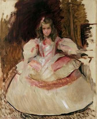 6. La niña María Figueroa. Sorolla1