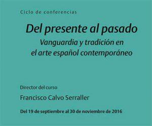 Amigos Museo Reina Sofía curso sept 2016