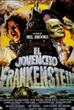 Jovencito Frankestein Cine de verano Madrid