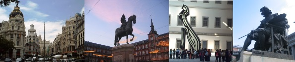 Madrid turismo LOGOPRESS