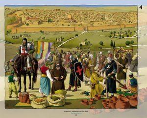 Peregrinar a Compostela