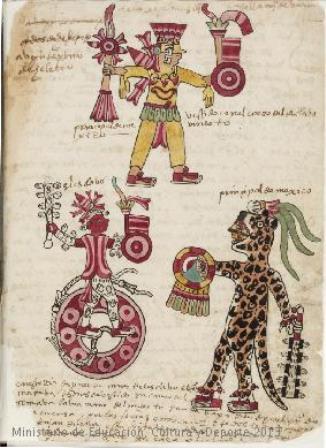 codice tudela Museo de América