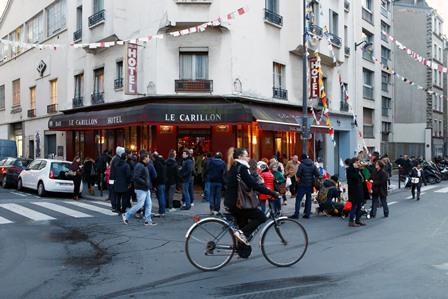 France Paris Attacks Tourism