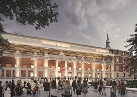 entrada-sur-museo-del-prado-salon-de-reinos-museo-del-prado