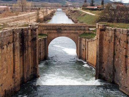 Canal de Castilla-Palencia