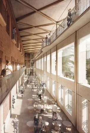 vista-interior-del-nuevo-atrio-de-la-fachada-sur-museo-del-prado-salon-de-reinos