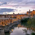 atardecer-puente-romano-mezquita-cordoba