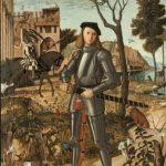 CARPACCIO, Vittore_Joven caballero en un paisaje, 1510_82 (1935.3)