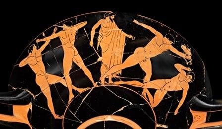 Agón! La competición en la antigua Grecia en CaixaForum Madrid ...