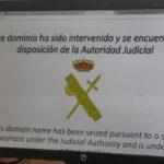 Guardia Civil Propiedad Intelectual Internet 3
