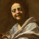 1. Retrato de niña con paloma, Vouet – copia