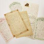 carta reina María Cristina