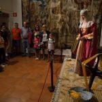 Visita teatralizada castillo Manzanares