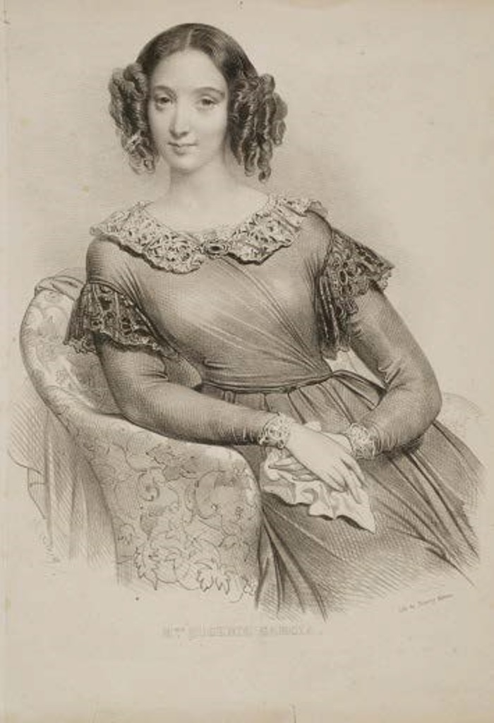 De moda peinados del siglo 19 Imagen De Cortes De Pelo Tendencias - La historia del peinado del XIX en el Museo del ...