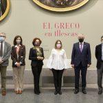 El Museo del Prado expone las obras del Greco de Illescas en Toledo6
