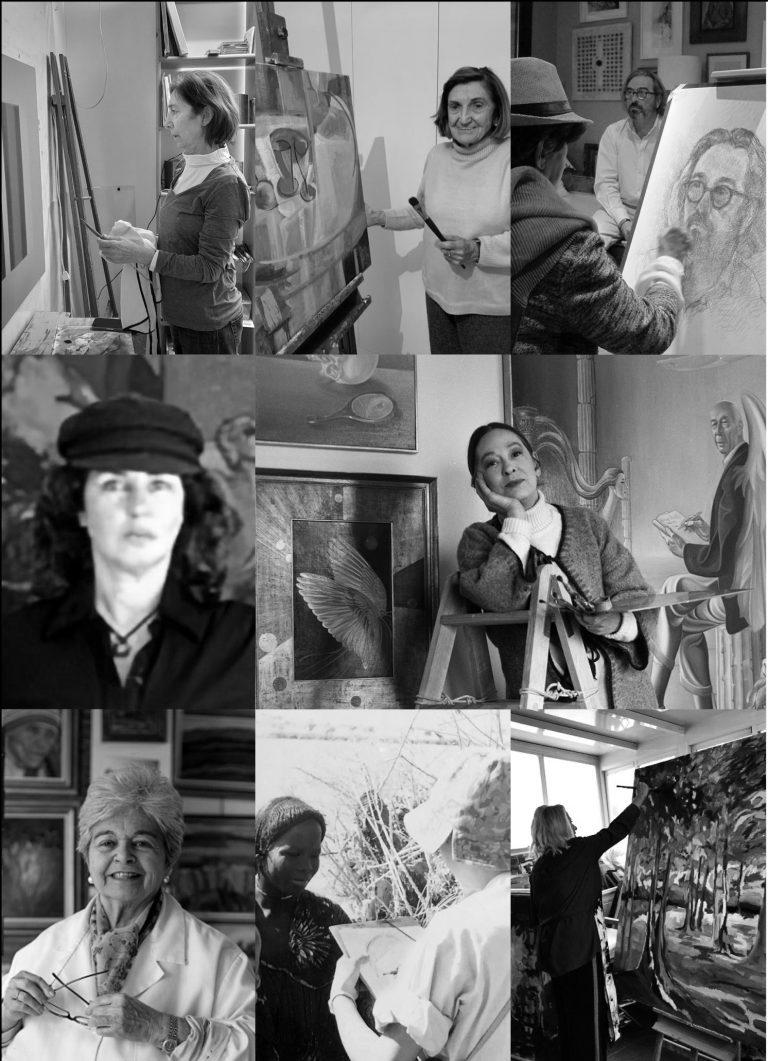 Malvin Gallery inaugura una exposición dedicada a sus pintoras