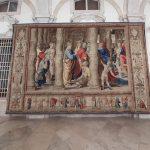 Exposición 'Rafael en Palacio. Tapices para Felipe II' – La curación del paralítico