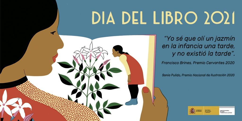 Actos Conmemorativos Del Día Del Libro 2021 Revista De Arte Logopress