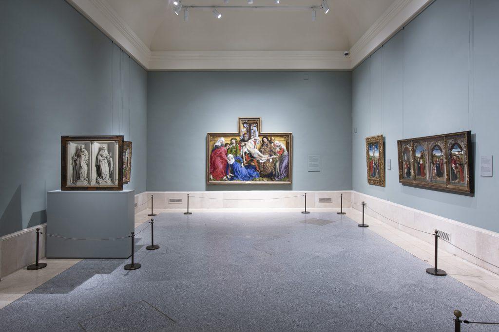 Sala 58 del edificio Villanueva. Museo Nacional del Prado ©Museo Nacional del Prado