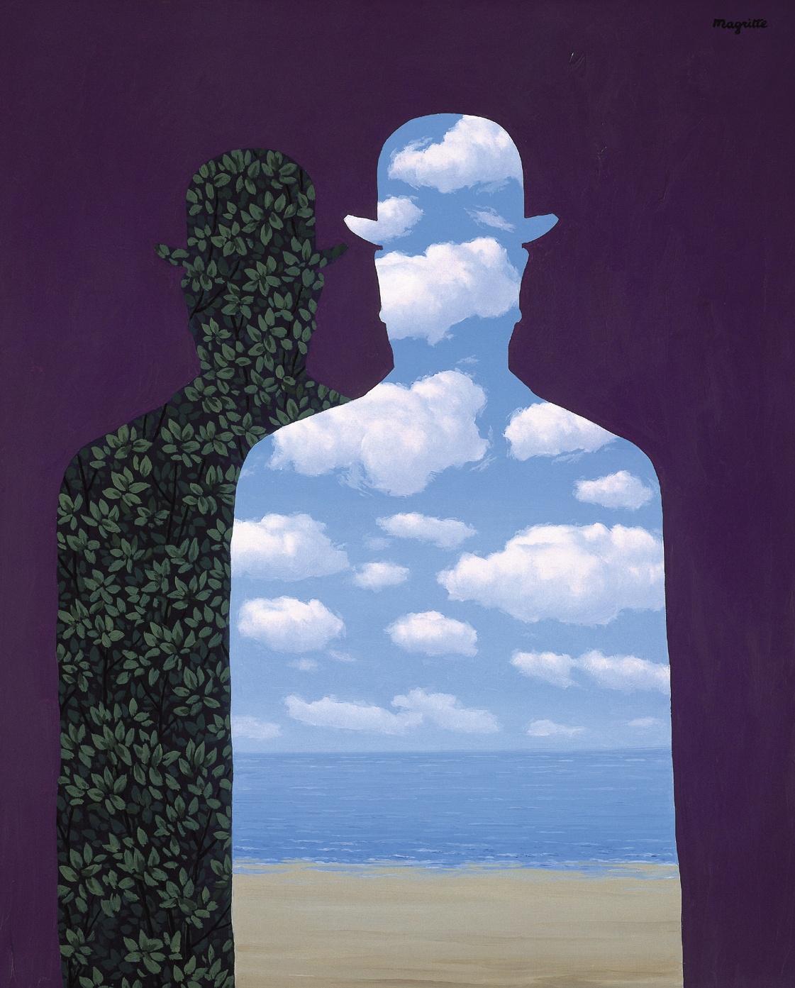 "La máquina Magritte"" en el Museo Thyssen - Revista de Arte - Logopress"
