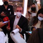 Manuel Borja-Villel, director del Museo Reina Sofía Presentación Colección, Episodio 4, Nacimiento Vanguardias. Foto LOGOPRESS (1)