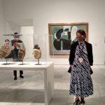 Rosario Peiró, jefa de Colecciones del Museo Reina Sofía Presentación Colección, Episodio 4, Nacimiento Vanguardias. Foto LOGOPRESS (2)